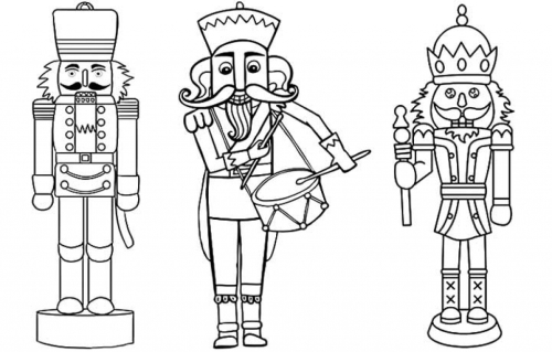 nutcracker-coloring-pages