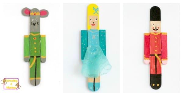 Nutcracker-Craft-popsicle-stick