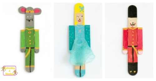 Nutcracker-Craft-popsicle-stick