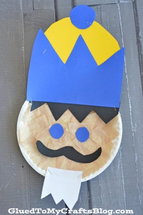 nutcracker-paper-plate